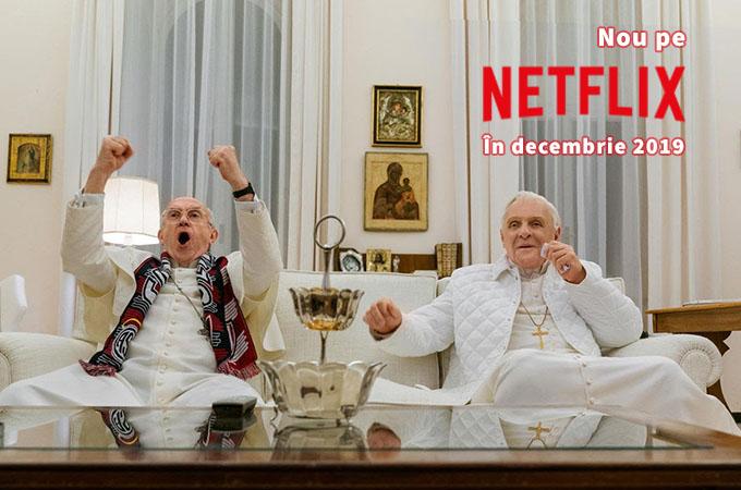 Netflix decembrie