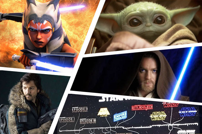 producții Star Wars