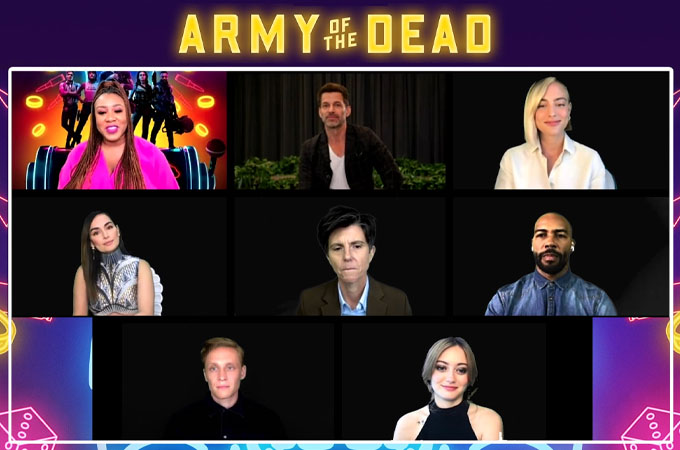 conferința Army of the Dead